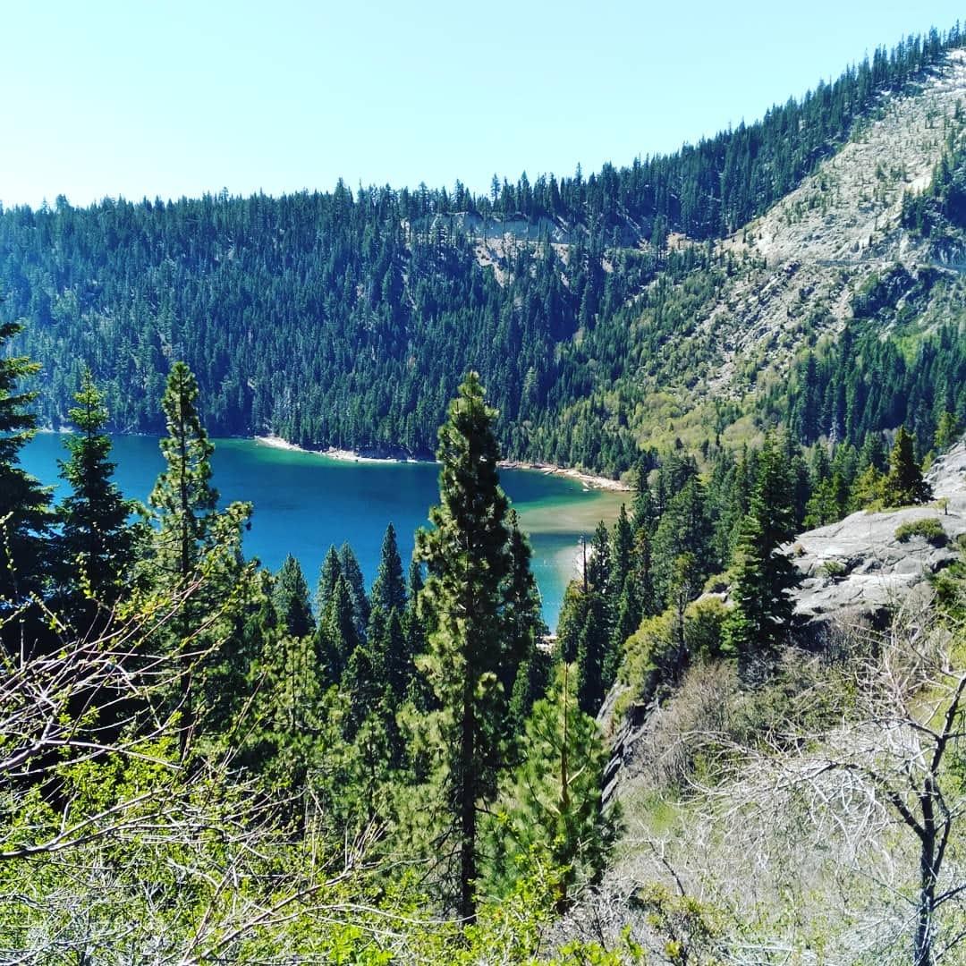 Emerald Bay State Park, South Lake Tahoe,California
